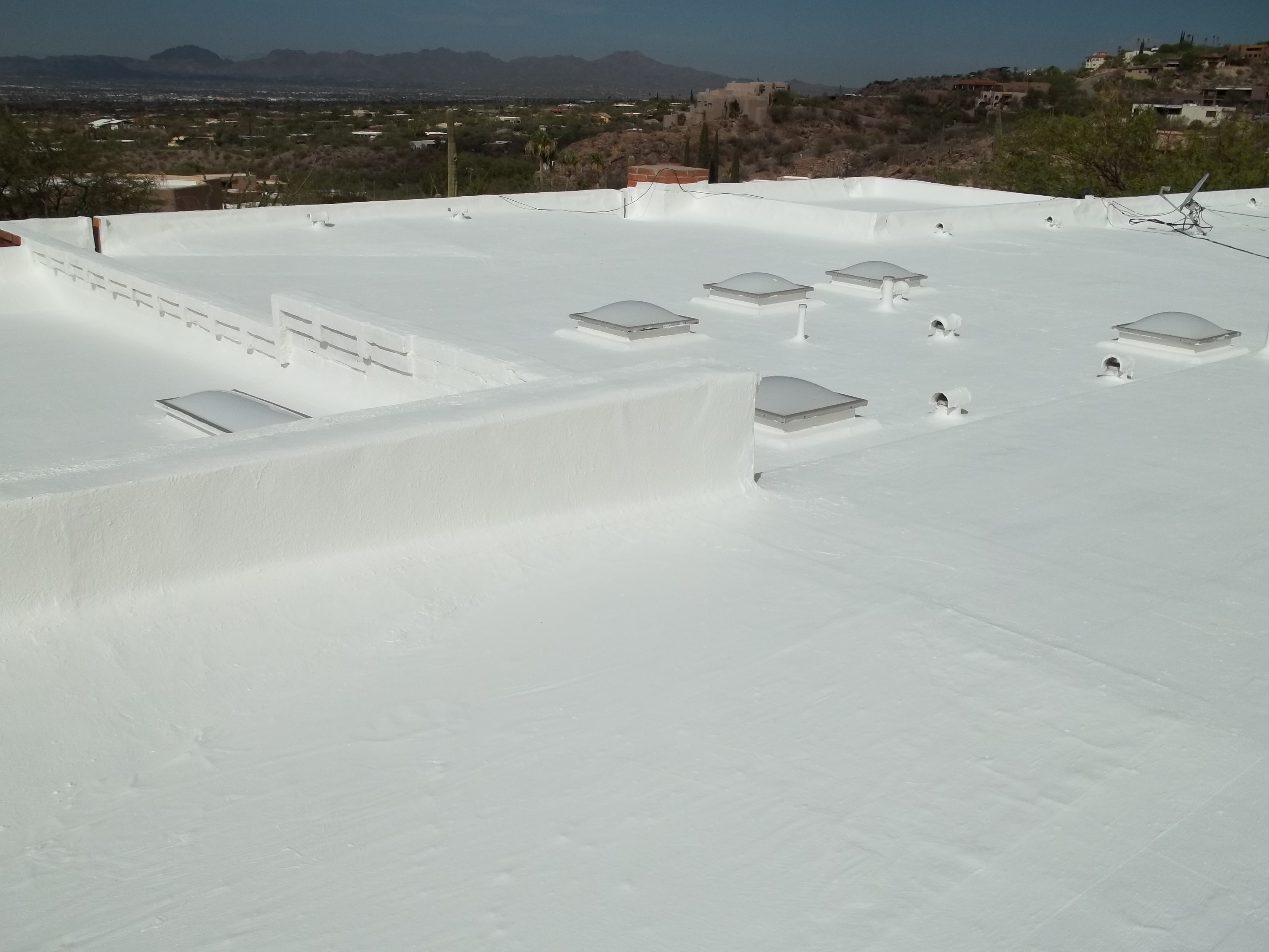 Roof Coating Tucson | Roofing Tucson | Roof Repair Tucson